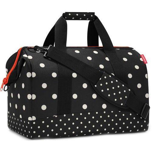 Duża torba podróżna Reisenthel Allrounder L Mixed Dots (RMT7051)