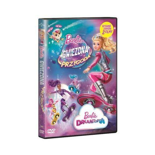 Filmostrada Barbie: gwiezdna przygoda (dvd)