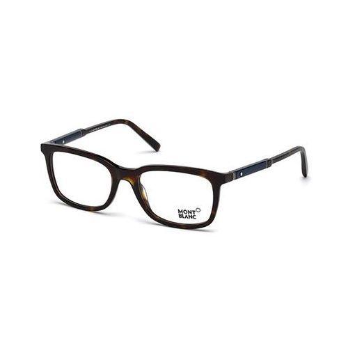 Mont blanc Okulary korekcyjne mb0638 052