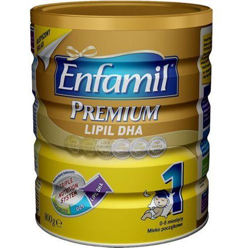 Mleko enfamil 1 premium lipil 0-6 mcy prosz. - 800 g Mead johnson b.v. a bristol-myers squibb company