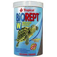 TROPICAL Biorept W - pokarm dla żółwi wodnych 250ml/75g (5900469113646)