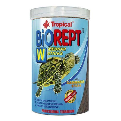 biorept w - pokarm dla żółwi wodnych 100ml/30g marki Tropical