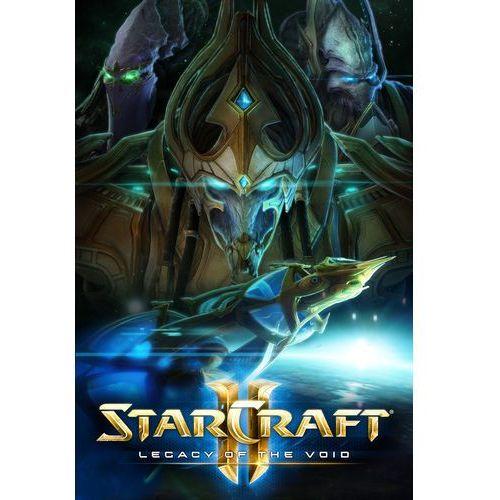 StarCraft II Legacy of the Void PL Edycja kolekcjonerska PC