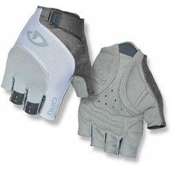 Giro rękawiczki rowerowe damskie tessa, grey/white m