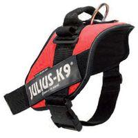 Wzmocnione szelki dla psa - kubrak k9 power w rozmiarze 1 marki Julius k9
