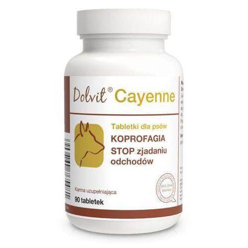 DOLVIT CANIS CAYENNE 90 TABL. (5902232645484)