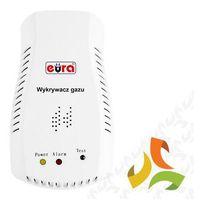 Sygnalizator, czujnik gazu, do gniazdka 230V/50Hz GD-05A2 A21A405 EURA TECH, A21A405/EUR