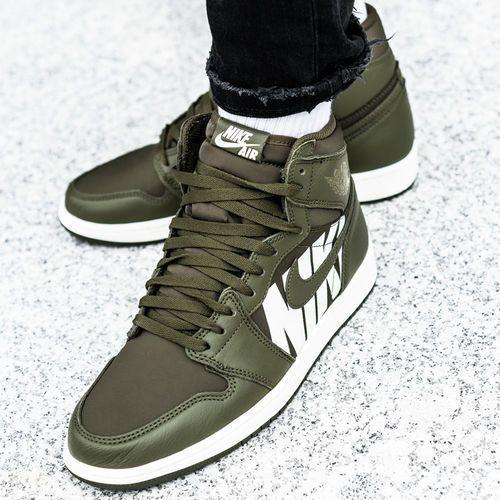 Nike air jordan 1 retro high og (555088-300)