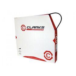 Pancerz przerzutki clarks sp 4mm z teflonem czarny na metry marki Clark's