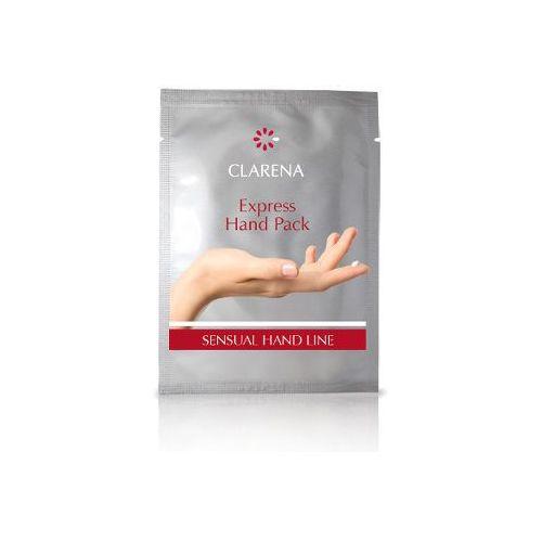 express hand pack ekspresowy zabieg regenerujący dłonie marki Clarena - zdjęcie
