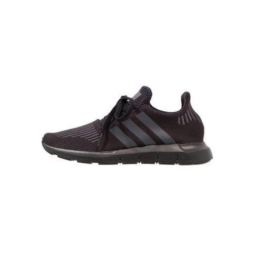 Buty originals swift run j cm7919 - czarny marki Adidas