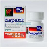 Hepatil 80 tabletek (5900004073411)