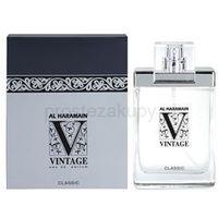 Al Haramain Vintage Classic woda perfumowana dla mężczyzn 100 ml + do każdego zamówienia upominek.