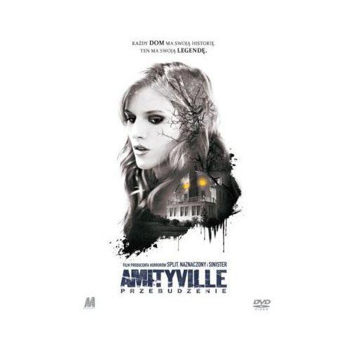 Monolith Amityville: przebudzenie (dvd) + książka
