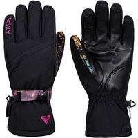 rękawice ROXY - Gore-Tex Crystal Gloves True Black (KVJ0) rozmiar: M