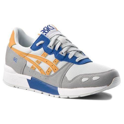 Sneakersy ASICS - TIGER Gel-Lyte 1193A102 Glacier Grey/Sandstorm 020, kolor szary