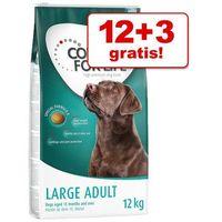 Concept for life Duże opakowanie + 3 / 1,5 kg gratis! karma dla psa - medium sensitive, 12 + 3 kg (4260358512686)