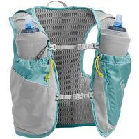 CamelBak Ultra Pro Kamizelka z systemem nawadniającym Kobiety, aqua sea/ silver L 2020 Plecaki do biegania