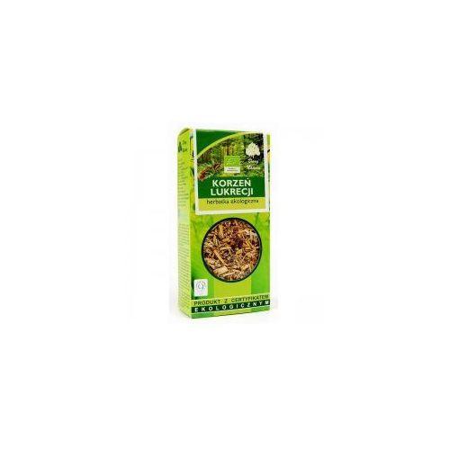 Herbatka Korzeń Lukrecji BIO 50 g Lukrecja Herbata Dary Natury