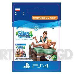 Sony The sims 4 - dzień w spa dlc [kod aktywacyjny] ps4