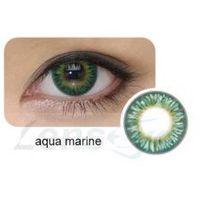 Okolook Cool look, 2 szt. - 3-tone aqua marine + gratis płyn