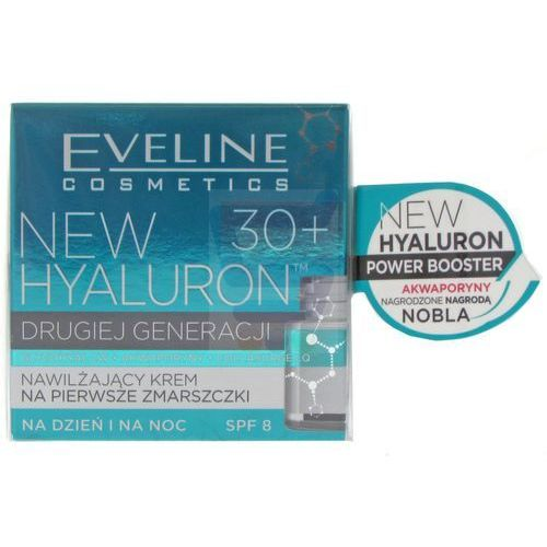 Eveline cosmetics biohyaluron 4d krem na dzień i na noc 30+ spf 8 (ultra-moisturizing day and night cream) 50 ml