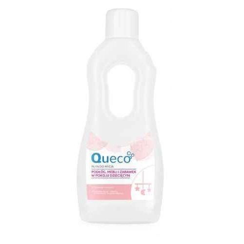Płyn do mycia podłóg, mebli, zabawek 1000ml Queco