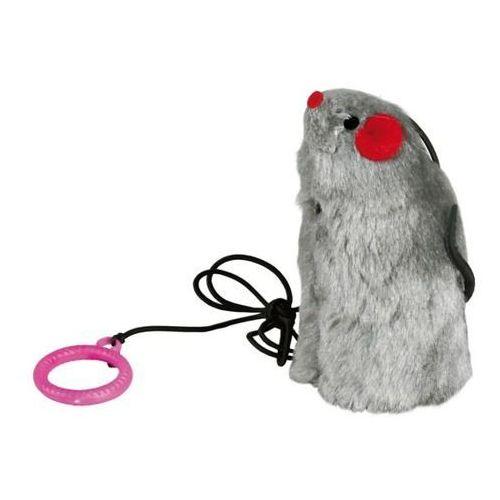 mysz pluszowa na gumce (4081) 9cm marki Trixie