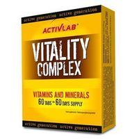ActivLab Vitality Complex 30 kaps