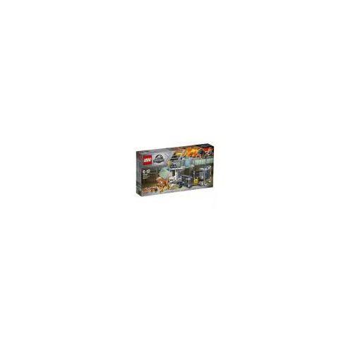 Lego Jurassic World 75927 Stygimoloch Breakout: 75927 UCIECZKA Z LABORATORIUM ZE STYGIMOLOCHEM