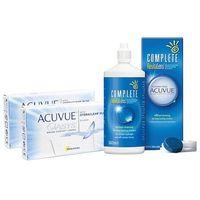 Acuvue Zestaw 2 x oasys oraz płyn complete revitalens 360 ml