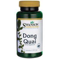 Kapsułki Swanson Dong Quai (dzięgiel chiński) 530mg - (100 kap)