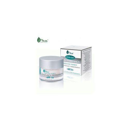 Ava white skin krem do twarzy spf15 marki Ava laboratorium kosmetyczne - 2