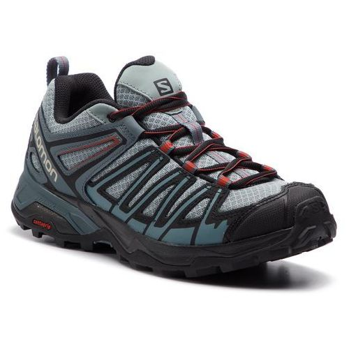 Salomon Trekkingi - x ultra 3 prime 407413 27 w0 lead/stormy weather/bossa nova