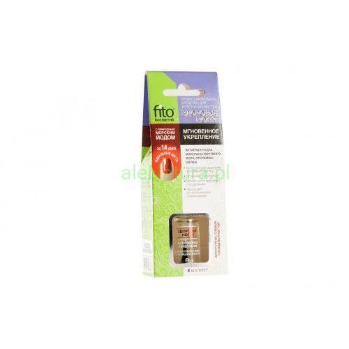 Fitokosmetik zdrowe paznokcie natychmiastowe wzmocnienie, FIT79