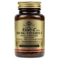 Solgar Ester C Plus – 500 mg Witaminy C - 50 kapsułek
