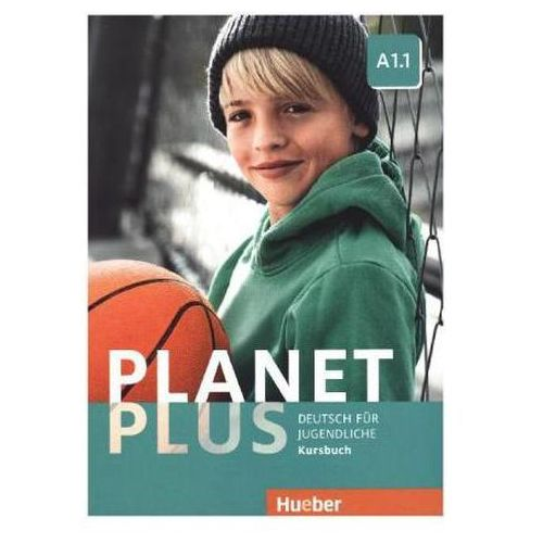 Planet Plus A1/1. Podręcznik, Hueber