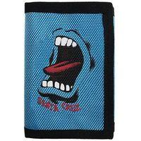 portfel SANTA CRUZ - Scream Wallet Blue (BLUE) rozmiar: OS