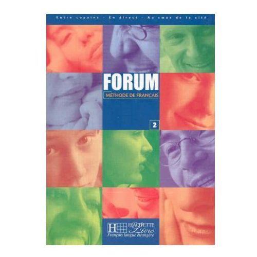 Forum 2 podr. HACHETTE