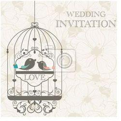Zaproszenia ślubne Redro REDRO