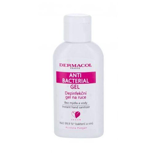 Dermacol Antibacterial Gel White antybakteryjne kosmetyki 50 ml unisex - Bombowa przecena