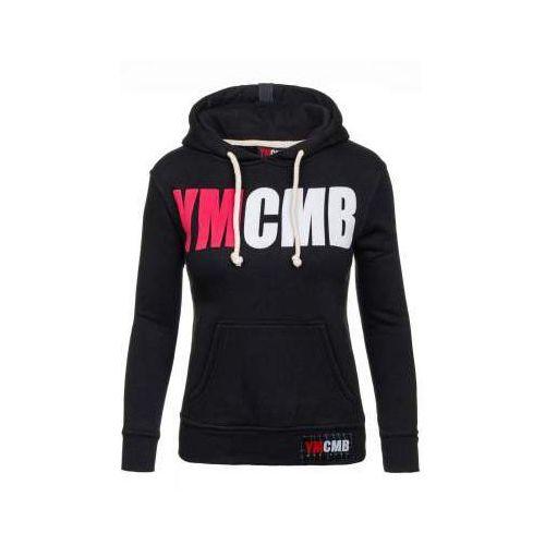 Czarna bluza damska denley 602 marki Ymcmb official