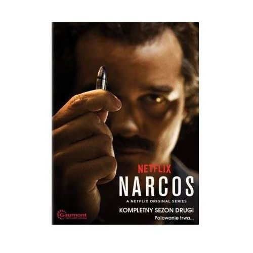 Imperial cinepix Narcos. sezon 2 (3dvd)