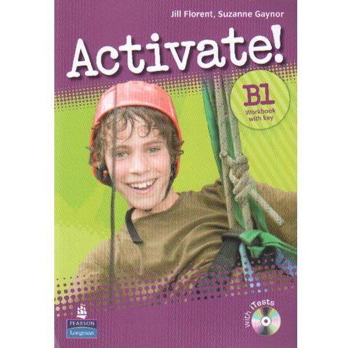 Activate B1 WB+key CD Gratis (9781405884143)