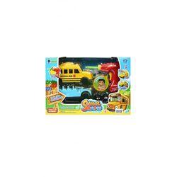 Autobusy zabawki  MEGA CREATIVE 5.10.15.