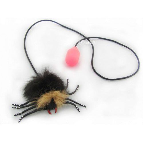 Macyszyn Skaczący pająk - prosta ponadczasowa zabawka