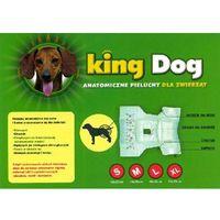 King Dog Pieluchy pampersy dla psa L 12 sztuk
