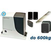 robus 600 xl do 600kg zestaw automatyki - 4mb listwy zębatej marki Nice