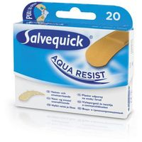 Salvequick aqua resist x 20 szt. marki Cederroth
