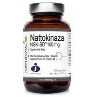 Nattokinaza NSK-SD 100mg 30 kaps.